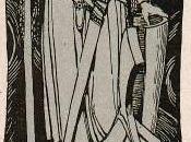 Lohengrin dessiné Robert Engels 1902