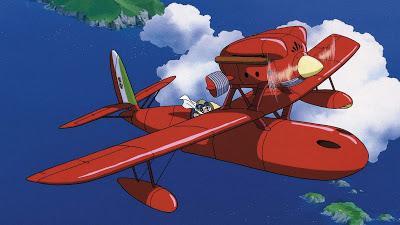 Porco Rosso - Kurenai no buta, Hayao Miyazaki (1992)