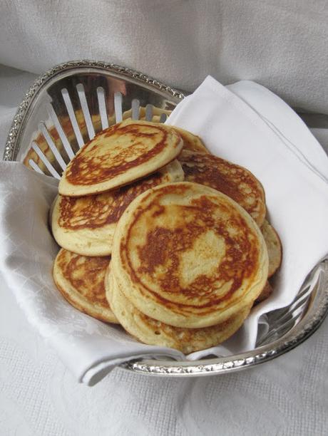 Pancakes à la ricotta de Laurence