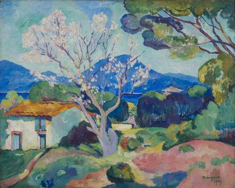 Henri Manguin, les paysages d'un fauve