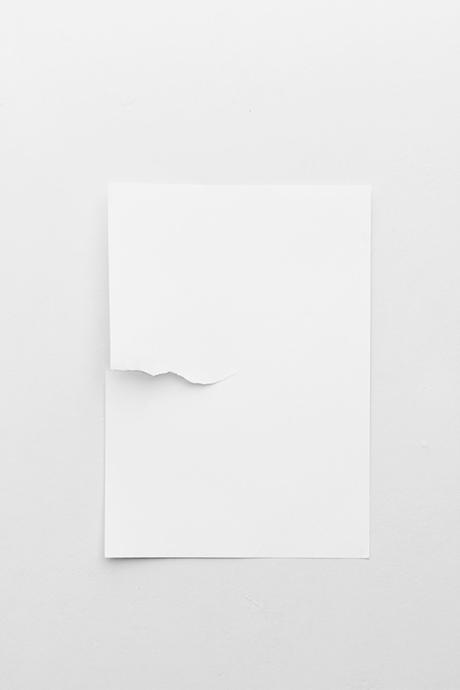 Paper studies, un projet photographique épuré et poétique