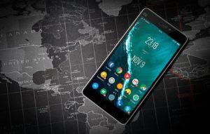 Guerre informationnelle autour de la construction des smartphones