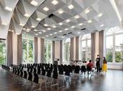 Joseph Jamail Lecture Hall, projet signé Architects