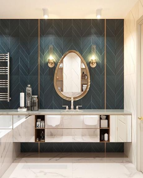 salle de bain art nouveau interesting salle de bain art deco paris nouveau pour luxe plans. Black Bedroom Furniture Sets. Home Design Ideas