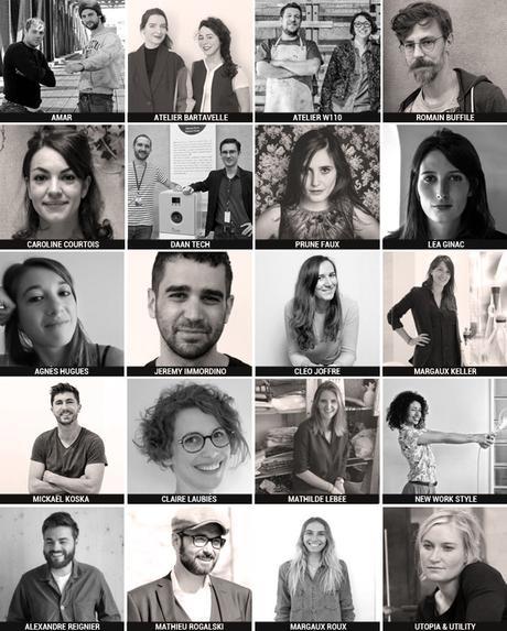 Salon Vivre Côté Sud 2018 Focus créateurs génération 20 / 30 ans
