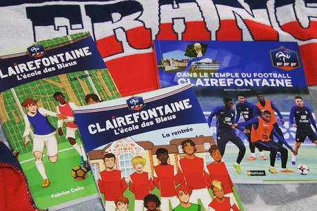 Clairefontaine, football et les édition Nathan !