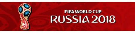 logo officiel coupe de monde de football 2018 en russie