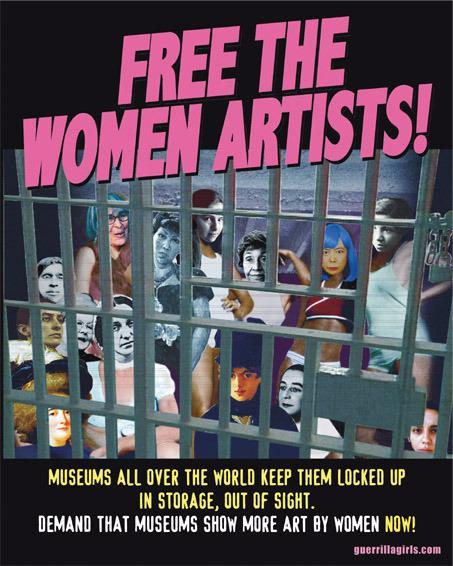 La place des femmes dans les Arts visuels et la musique