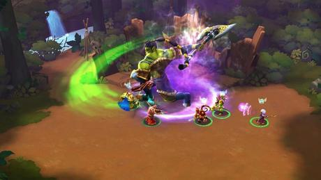 Giants war android ios 2