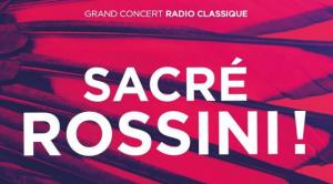 Rossini au  Théatre des Champs Elysées les 25 et 26 juin
