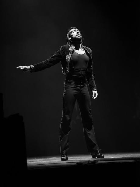 Eduardo Guerrero - Desplante - FlamencoFestival Esch-sur-Alzette
