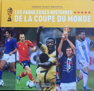 Des livres pour les fous de foot !