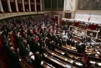 L'Hémicycle de l'Assemblée nationale (SIPA)