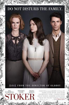 Stoker - Park Chan-Wook (2013)