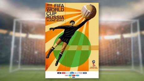 L'affiche officielle de la Coupe du Monde de Football 2018 décryptée