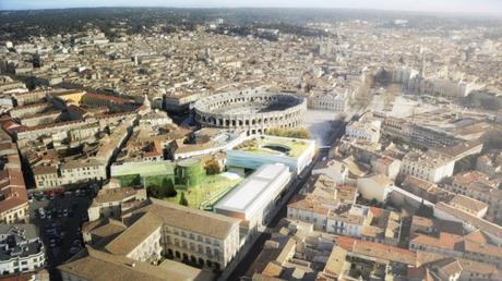 A Nîmes, le nouveau Musée de la Romanité parcourt 25 siècles d'Histoire grâce à des dispositifs innovants de médiation