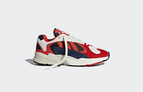Adidas Yung-1 Navy Red : release date
