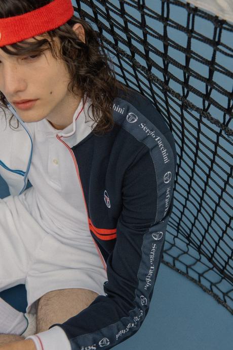 Andrea Crews x Sergio Tacchini : Lookbook