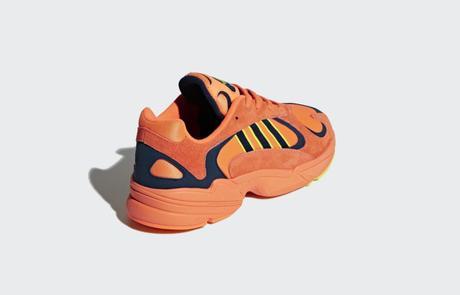 adidas Yung-1 Orange