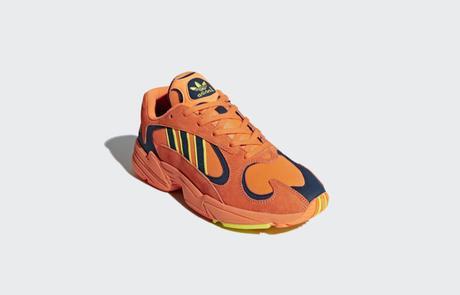 Release Date: adidas Yung-1 Orange