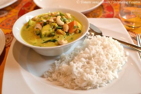Restaurant Saveurs de l'Inde à Colmar