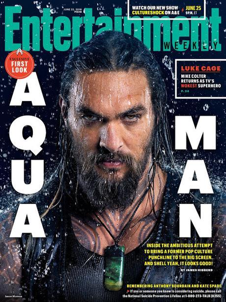 Nouvelles images officielles pour Aquaman de James Wan