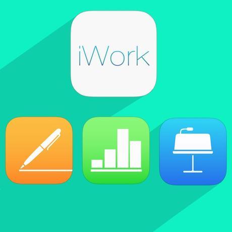 Les Apps 100% Apple sur iPhone, Pages, keynote, Numbers font leurs MAJ en version 4.1