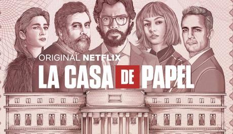 [Série Tv] La Casa de papel : Une série totalement folle et passionnante !