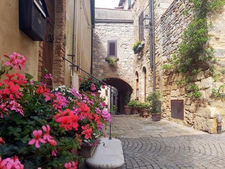 La Toscane : Bibbona