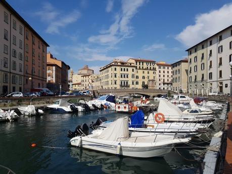 La Toscane : Livourne