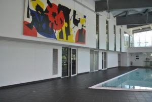 À Saint-Gervais Mont-Blanc, l'art contemporain réinvestit la cité avec l'acte 2 du projet 2KM3