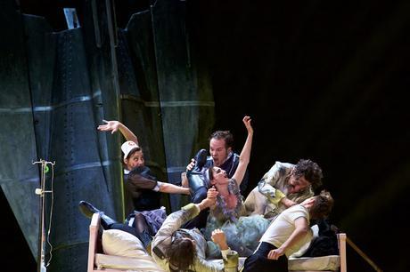 Opérette: Le soldat de chocolat (Der tapfere Soldat) d'Oscar Straus au Theater-am-Gärtnerplatz