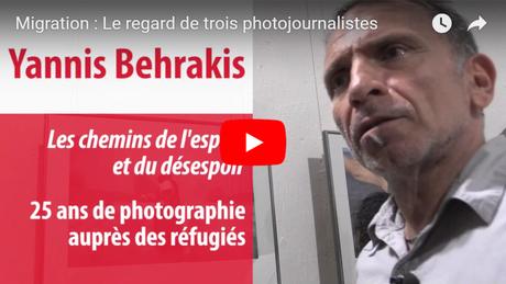 Photographier l'enfer des routes migratoires : le témoignage de trois photojournalistes