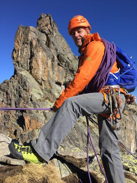 Test chaussure de montagne Montura Change 93