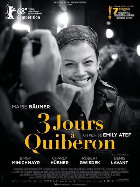 [CRITIQUE] : 3 jours à Quiberon