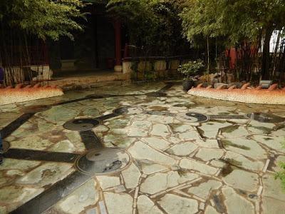 Le temple de Zhen Qing Guan : l'imprimerie