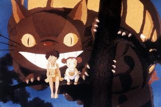 Totoro vs Stitch