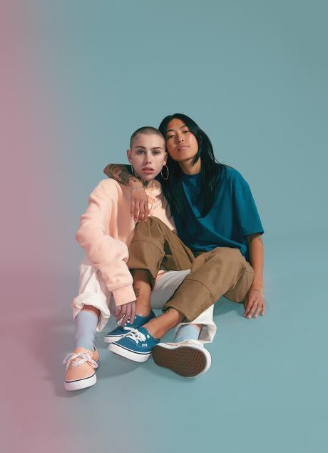 Vans présente Color Theory : une collection unisexe qui casse les codes des genres