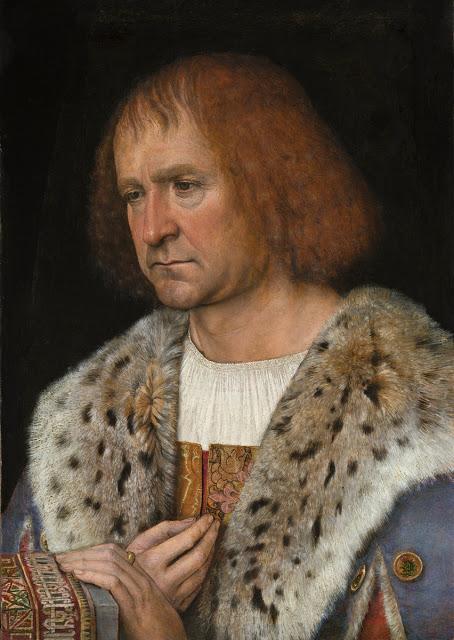 Michel Sittow, un Estonien dans les Cours de la Renaissance