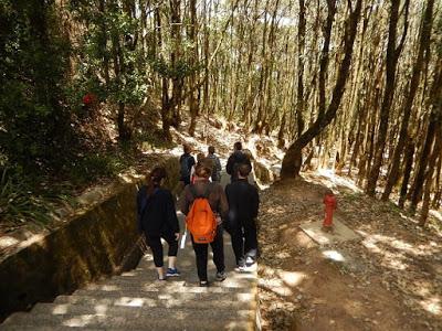 Wei Baoshan : Qing Xia Gong, Quigxia Palace ou Lao Jun Temple