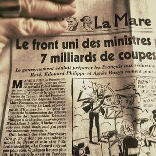 580ème semaine politique: retour sur le cynisme de dingue d'Emmanuel Macron