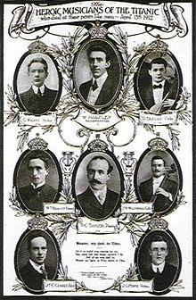 Joseph Conrad, Dostoievski, et l'orchestre du Titanic