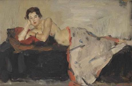 Isaac Lazarus Israel, impressionniste néerlandais