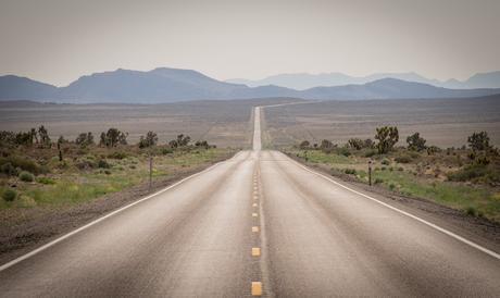 La zone 51 et Rachel, Nevada [Traversée USA]