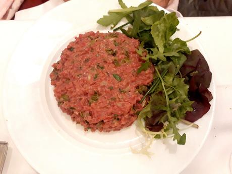 OO Tartare de bœuf Wepler © Gourmets&co