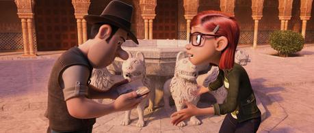 [Cinema] Tad et le secret du roi Midas : L'Indiana Jones de l'animation !