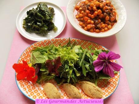 Comment faire un repas complet et healthy ?