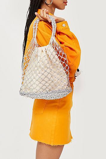 Le sac filet va t'il détrôner le sac en osier ?