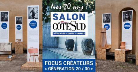 Salon Vivre Côté Sud 2018 : Focus créateurs Génération 20 - 30 ans