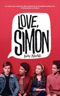 Love Simon de Becky Albertalli